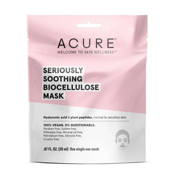 P-111502-Acure-Soothing Biocellulose Gel Mask
