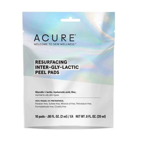 P-111700-Acure-Resurfacing Inter-gly-lactic Peel Pads