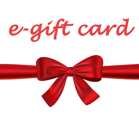 Gift card - from $30.00