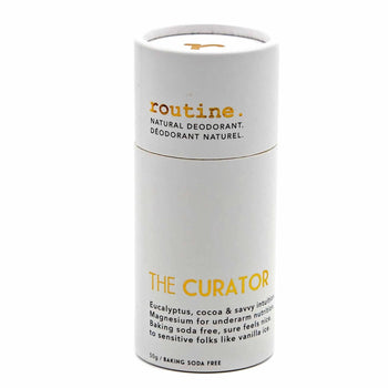 Routine-Deodorant Stick - The Curator