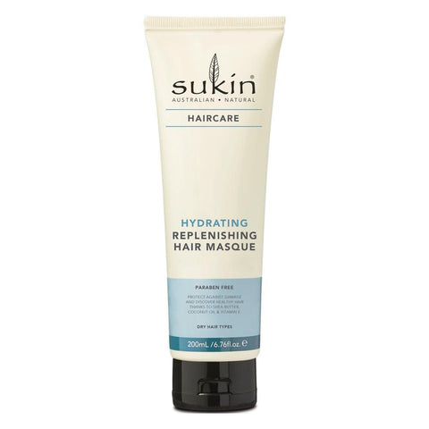 Sukin-Hydrating Replenishing Hair Masque