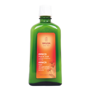 Arnica Muscle Soak - Camomile Beauty - Green Natural Cruelty-free Beauty Shop