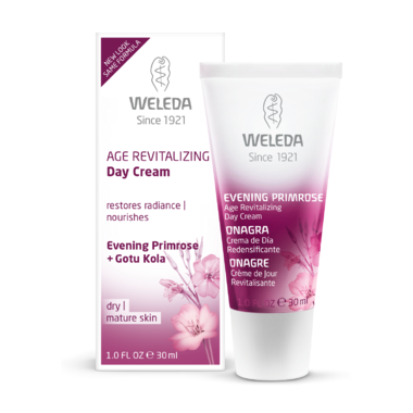 Evening Primrose Age Revitalizing Day Cream - Camomile Beauty - Green Natural Cruelty-free Beauty Shop