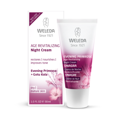 Evening Primrose Age Revitalizing Night Cream - Camomile Beauty - Green Natural Cruelty-free Beauty Shop