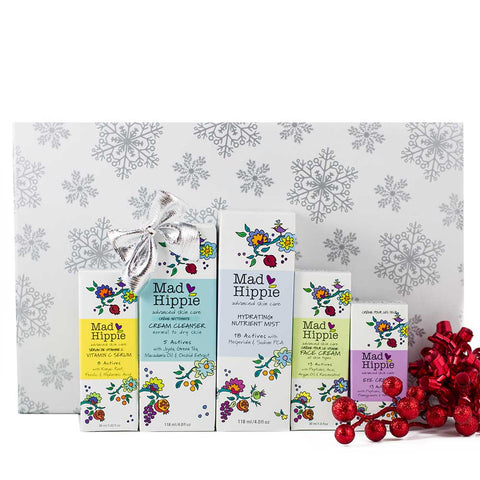 Natural Solution Complete face care set - Camomile Beauty