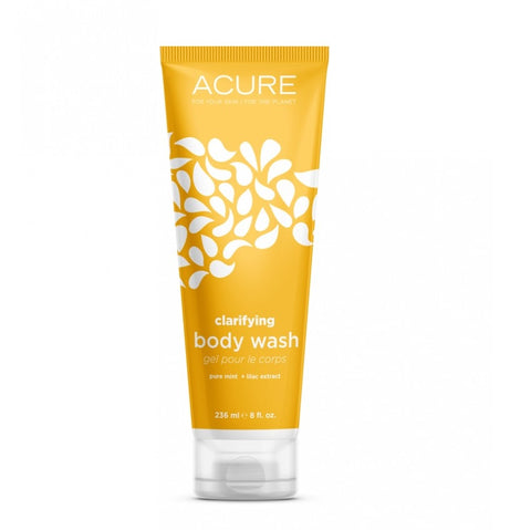 Acure - Clarifying Body Wash - Pure Mint