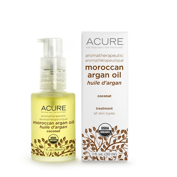 Argan Oil - Coconut - Camomile Beauty - Green Natural Cruelty-free Beauty Shop
