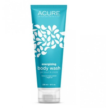 Acure - Energizing Body Wash-Argan Oil