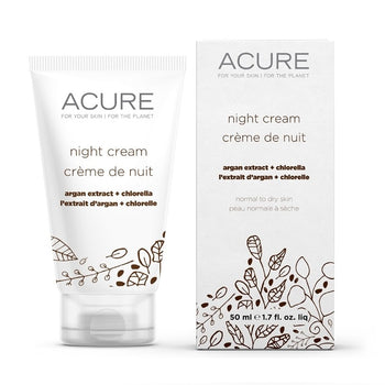 Acure - Night Cream