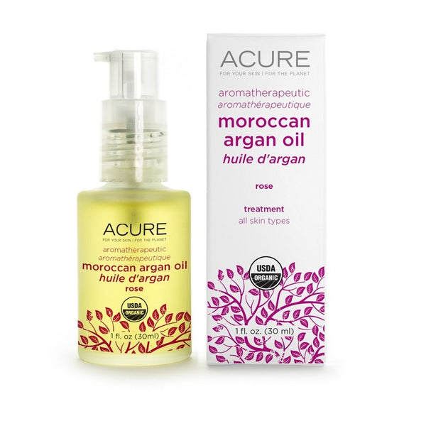 Acure - Argan Oil - Rose