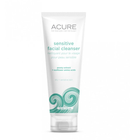 Acure - Sensitive Facial Cleanser
