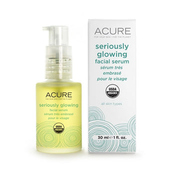 Acure - Seriously Glowing Facial Serum