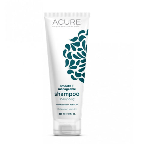 Acure - Smooth + Manageable Shampoo