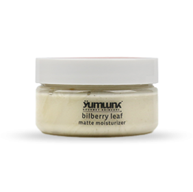 Bilberry Leaf Matte Moisturizer - Camomile Beauty - Green Natural Cruelty-free Beauty Shop