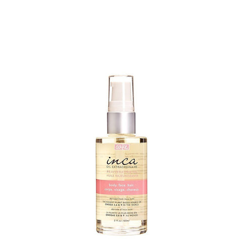 Rejuvenating Inca Oil for Body, Face & Hair - Camomile Beauty