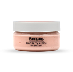 Cranberry Crème Moisturizer - Camomile Beauty - Green Natural Cruelty-free Beauty Shop