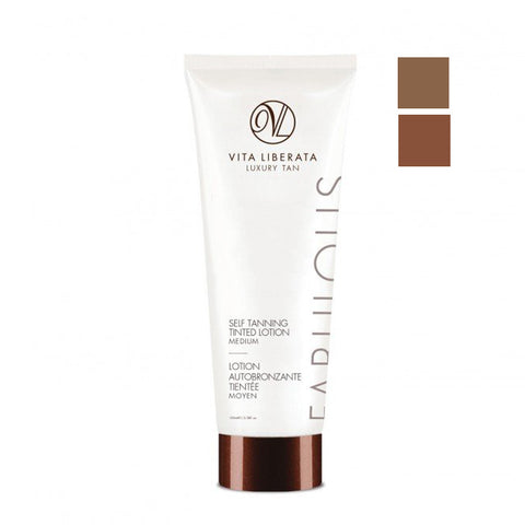 Fabulous Self Tanning Tinted Lotion - Camomile Beauty - Green Natural Cruelty-free Beauty Shop