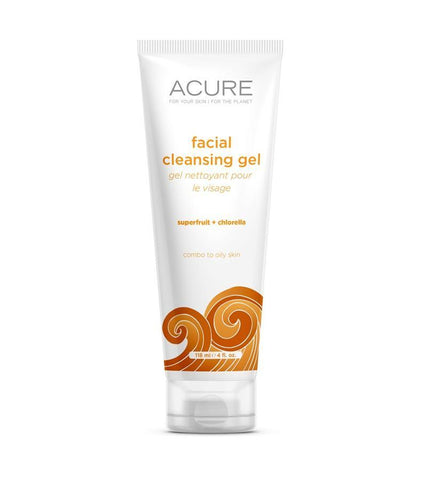 Brightening Facial Cleansing Gel - Camomile Beauty - Green Natural Cruelty-free Beauty Shop