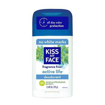 Kiss My Face Fragrance Free Stick Deodorant