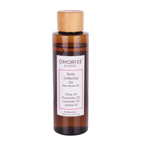 Body Softening Oil - Camomile Beauty - Green Natural Cruelty-free Beauty Shop