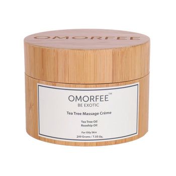 Omorfee Tea Tree Massage Crème