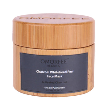 Omorfee Charcoal Whitehead Peel Mask