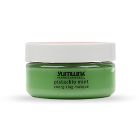 Pistachio Mint Energizing Masque