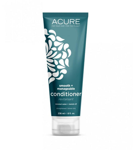 Acure Smooth + Manageable Conditioner