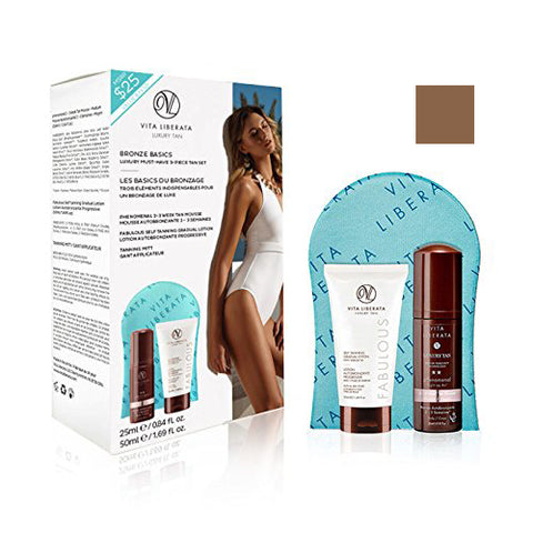 Vita Liberata Bronze Basics Kit Medium