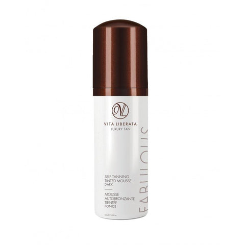 Fabulous Self Tanning Tinted Mousse - Camomile Beauty - Green Natural Cruelty-free Beauty Shop
