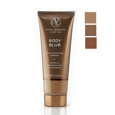 Body Blur Instant HD Skin Finish - Camomile Beauty - Green Natural Cruelty-free Beauty Shop