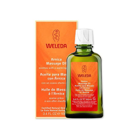 Arnica Massage Oil - Camomile Beauty - Green Natural Cruelty-free Beauty Shop