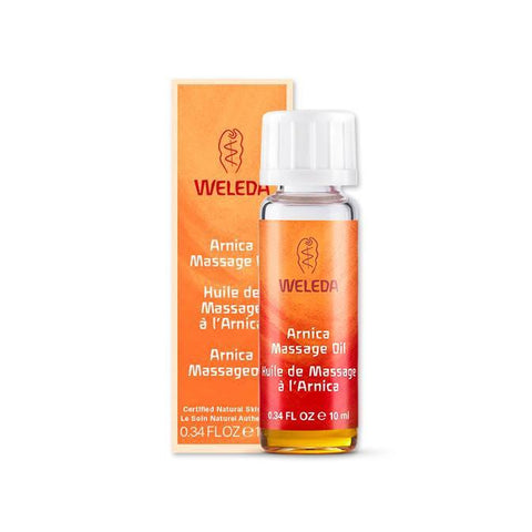 Arnica Massage Oil - Camomile Beauty