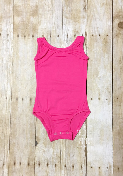 Watermelon Tank Top Leotard