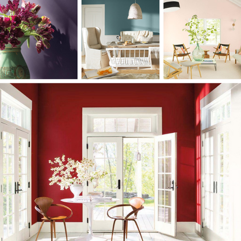 The Color of the Year Yearbook Blog