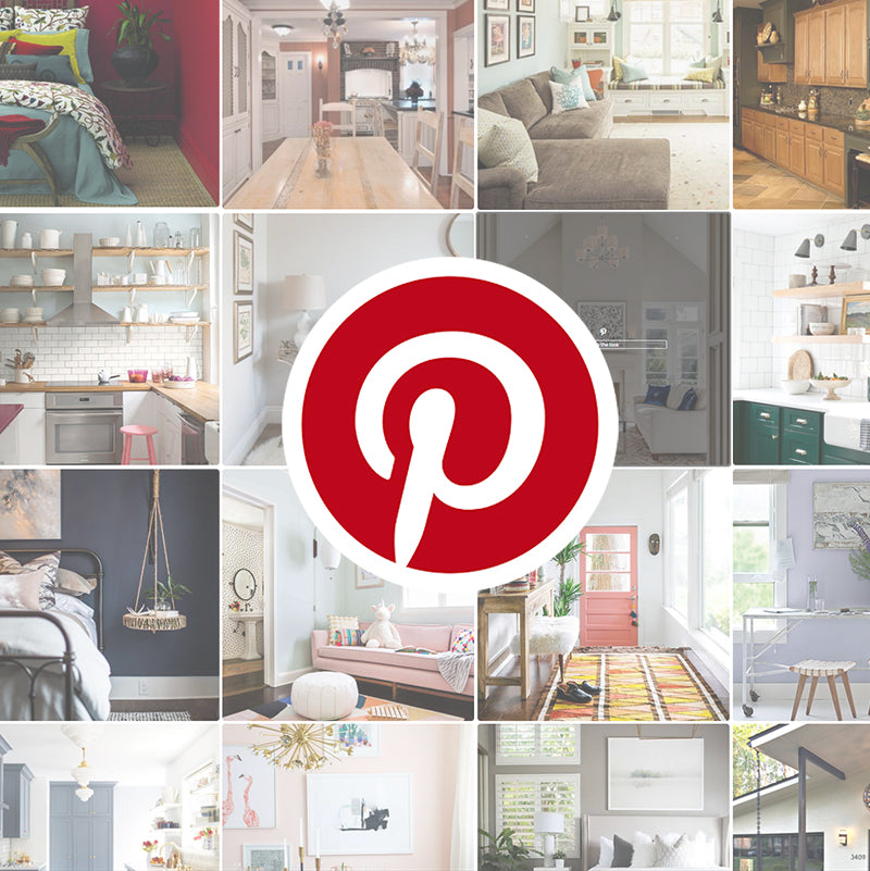 Shop the colours of Barrydowne's favourite Pinterest boards!