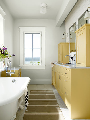 Benjamin Moore - Barrydowne Paint Color Psychology yellow