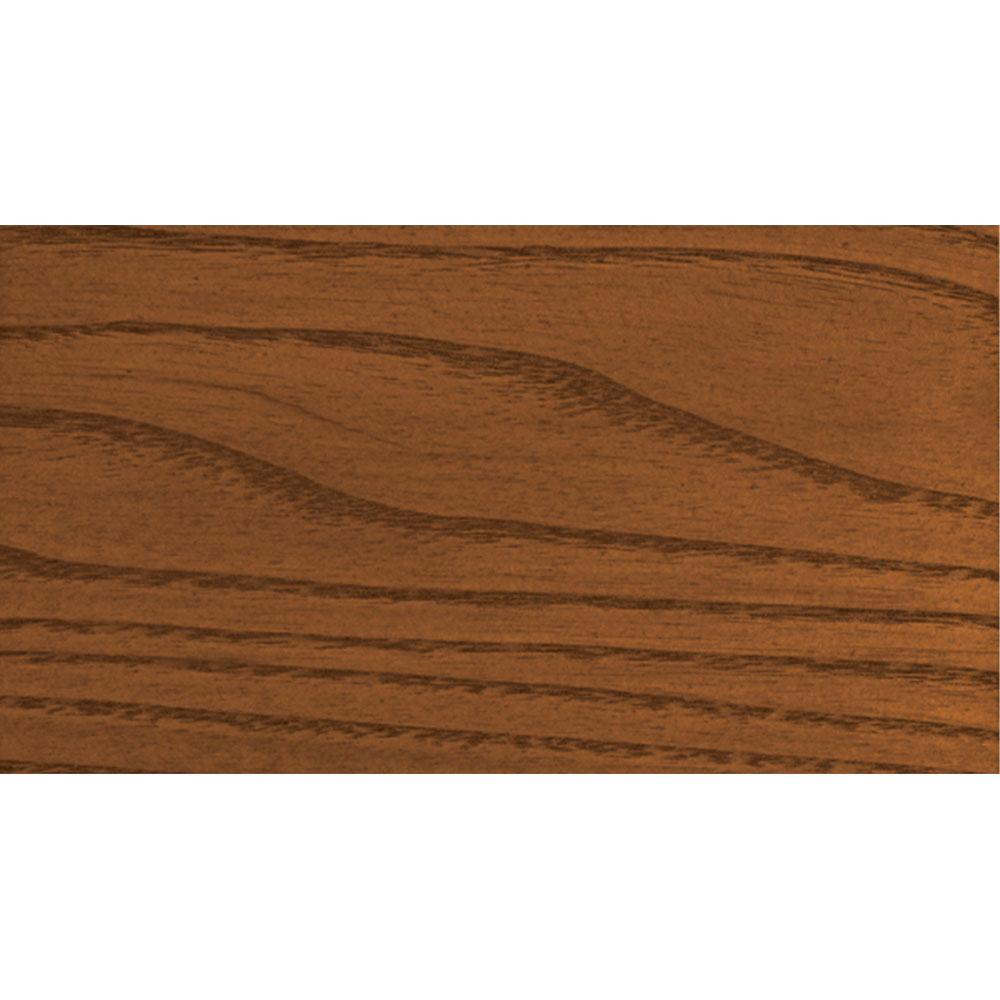 Sansin Banff Brown 1102 Exterior Wood Stain Colour on pine.