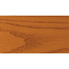 Sansin Golden Wheat 1107 Exterior Wood Stain Colour on pine.