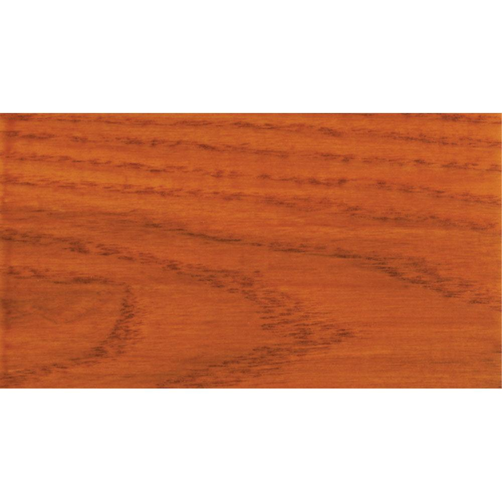 Sansin Copper 1109 Exterior Wood Stain Colour on pine.