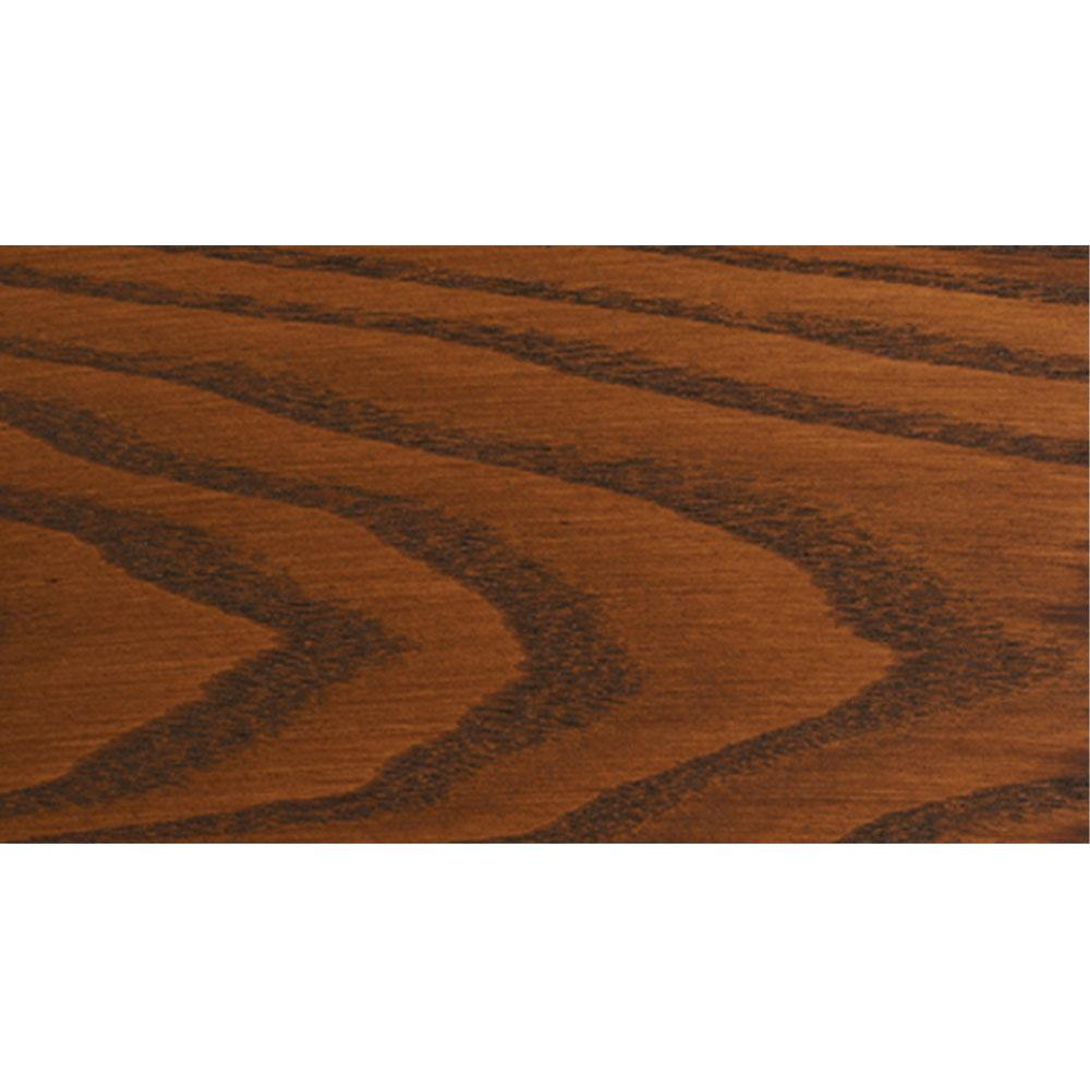 Sansin Cocoa 1111 Exterior Wood Stain Colour on pine.
