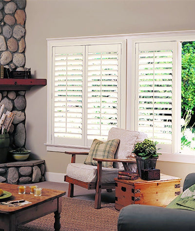 Hunter Douglas Window Treatments New Style Living room