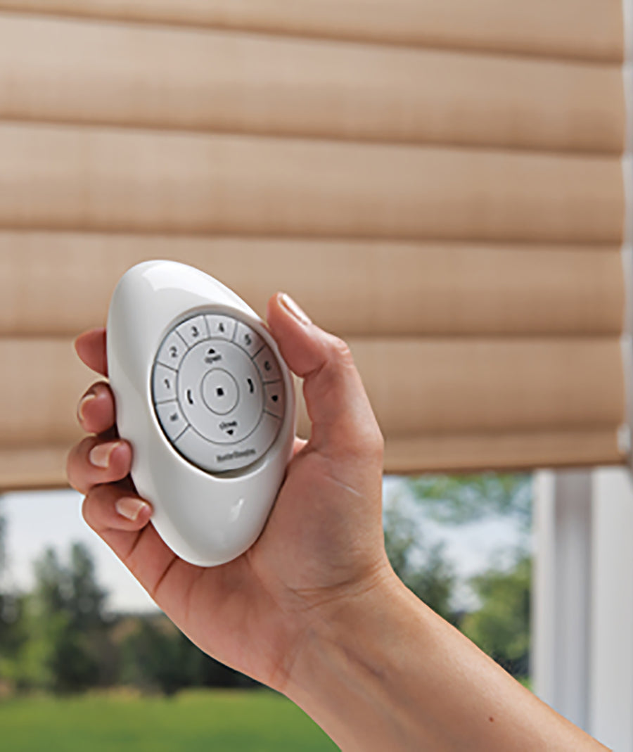 Hunter Douglas Pebble Remote Control Powerview Motorization