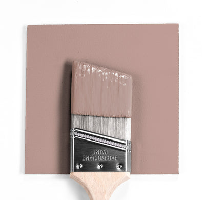 Benjamin Moore Colour 2110-40 Sea Side Sand wet, dry colour sample.