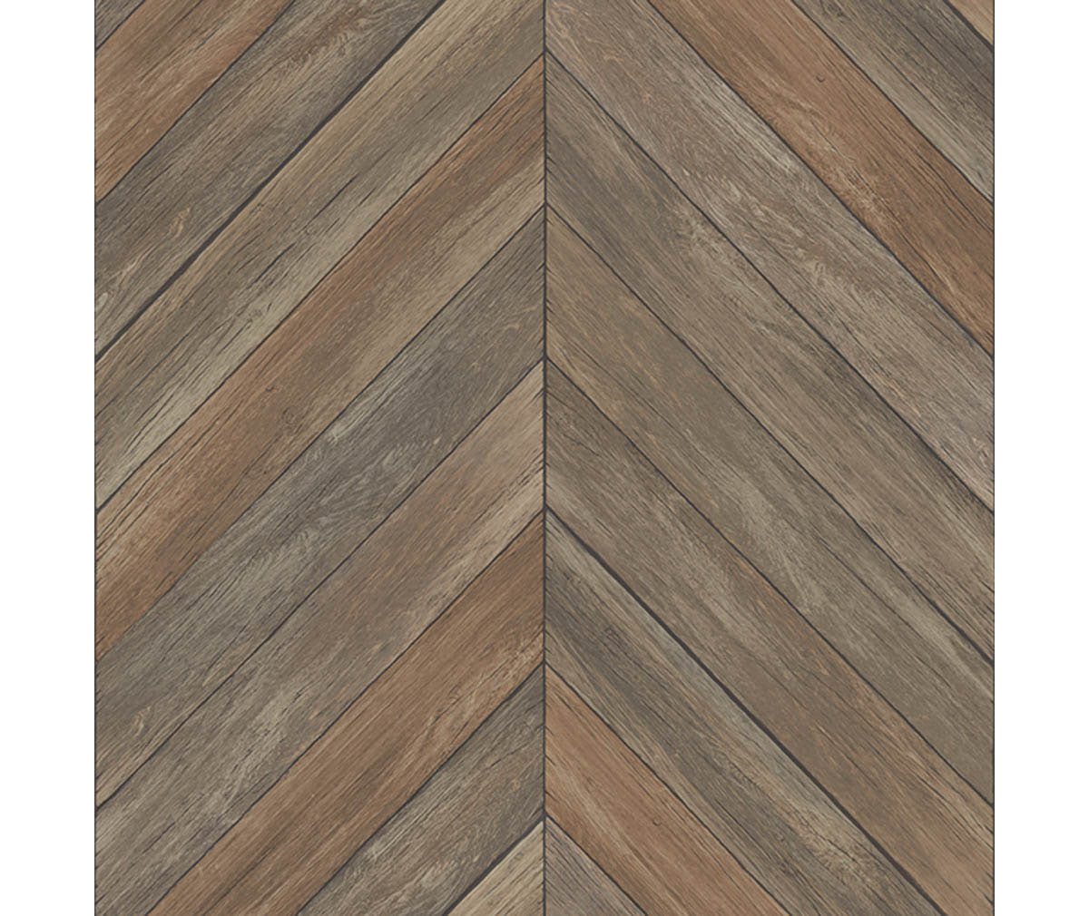 Parisian Brown Parquet Wallpaper available at Barrydowne Paint