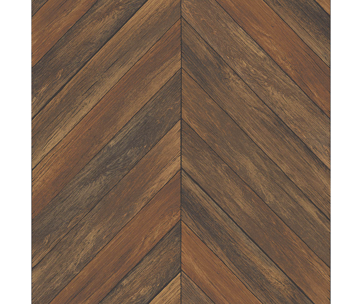 Parisian Chestnut Parquet Wallpaper available at Barrydowne Paint