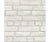 Façade Dove Brick Wallpaper available at Barrydowne Paint