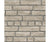 Façade Taupe Brick Wallpaper available at Barrydowne Paint