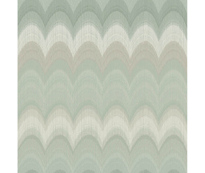 August Sage Wave Wallpaper available at Barrydowne Paint