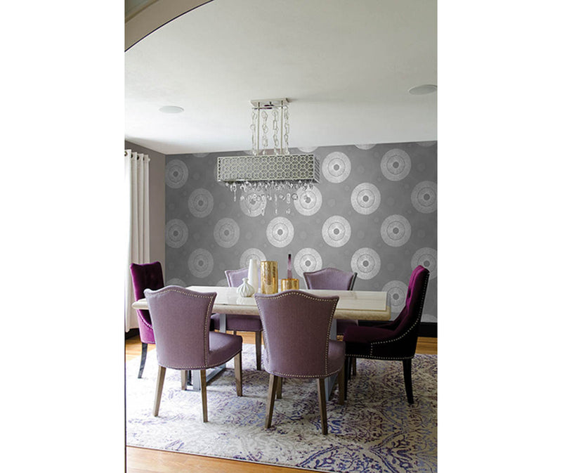 Eternity Grey Sparkle Wallpaper available at Barrydowne Paint
